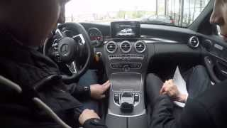 Mercedes-Benz C-Класс - Автопермь тест-драйв