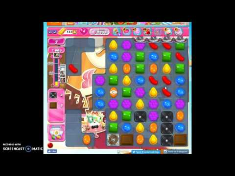 Candy Crush Level 2659 Help W/audio Tips, Hints, Tricks