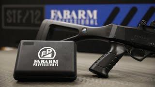 Fabarm STF 12 Buffer Tube Stock Adapter Kit Installation