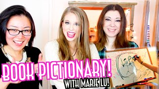 Video BOOK PICTIONARY WITH MARIE LU! download MP3, 3GP, MP4, WEBM, AVI, FLV Oktober 2017
