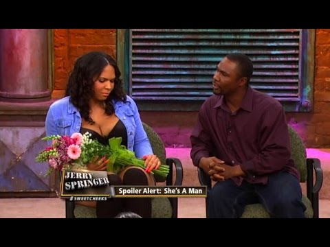 She's Not The Girl You Think She Is! (The Jerry Springer Show)