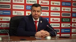 Илья Воробьев: Капризов говорит, что с ним все нормально. Я знал, что чехи будут играть грязно!