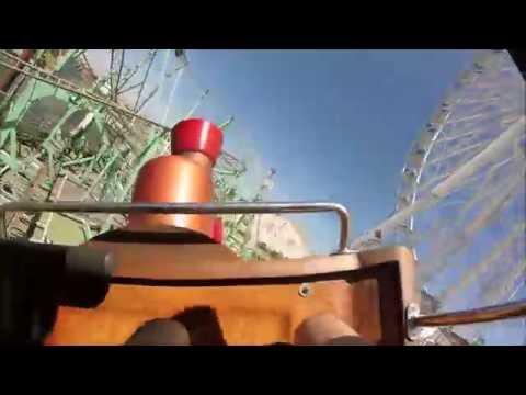 Runaway Train @ Gillian's Wonderland Pier in Ocean City, NJ POV