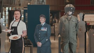 Royal Air Force Museum - reopening 2020