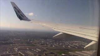 WestJet Boeing 737-700 [C-GUWJ] Stunning Morning Takeoff from Toronto Pearson