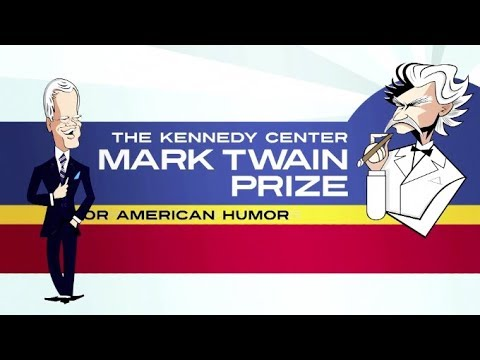Letterman Mark Twain Prize, Combined Versions, Nov. 20, 2017