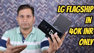 LG G7+ThinQ Unboxing & First Look