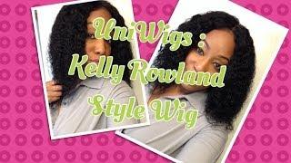 UniWigs: Kelly Rowland Wig Review