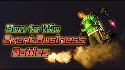 GTA Online: How to Easily Win Event Business Battles
