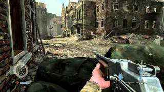 Medal Of Honor Airborne Mission 4 (Pc Gameplay)