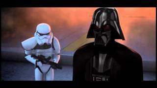 Star Wars Rebels Season 2 Premiere Clip Darth Vader Strikes!