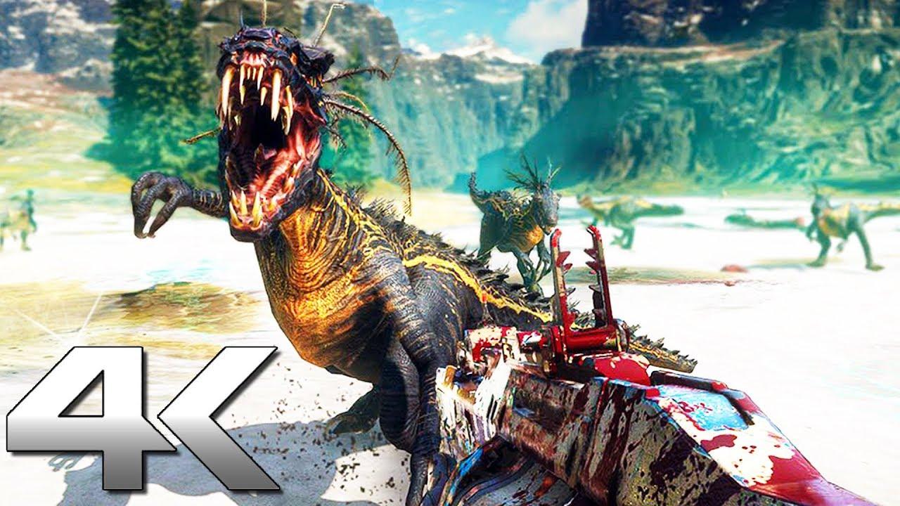 Second Extinction Gameplay 4k 2021 Next Gen Xbox Series X Youtube