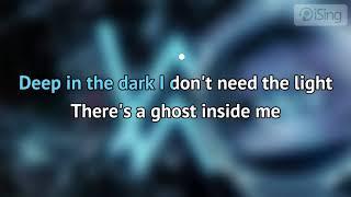 Alan Walker - The Spectre (karaoke iSing)