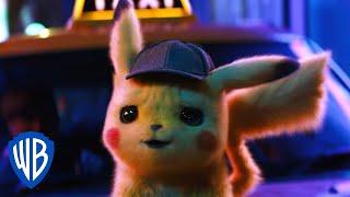 Detective Pikachu Official Trailer 1 | POKÉMON | WB Kids