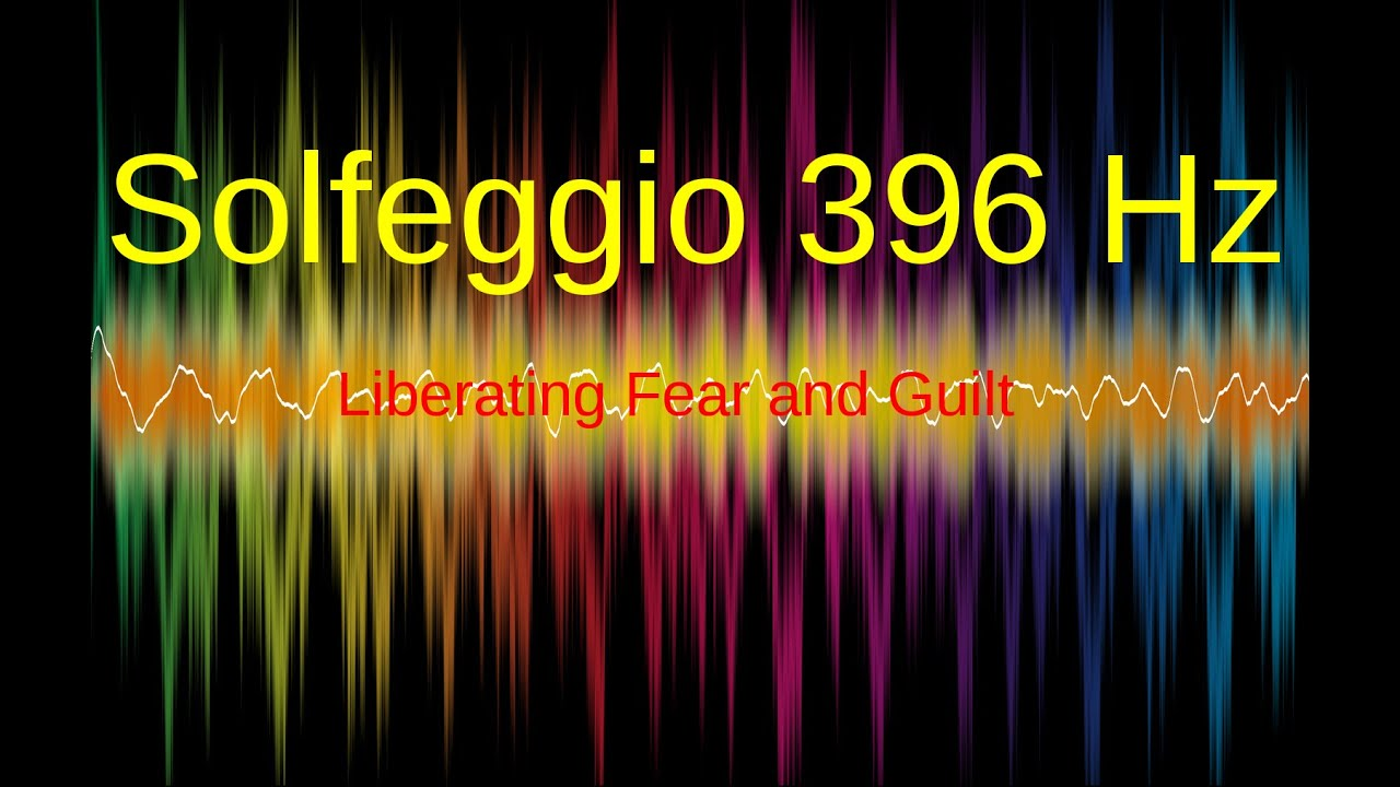 AMAZING Solfeggio 396 Hz Frequency, Liberating Fear and