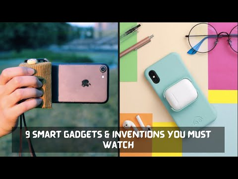 9 Smart Gadgets & Inventions You Must Watch