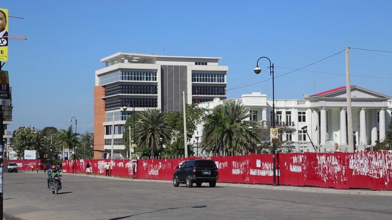 Haiti Port Au Prince Place Du Champ De Mars Haiti Port Au Prince - Hotel du port port la nouvelle