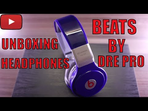 Unboxing And Review Beats By Dr. Dre Pro Headphones [Hindi/Urdu] By Sara
