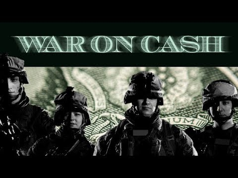 Global War on Cash and The Blockchain:  A One-Two Punch for Complete Control