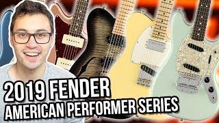 New Fender American Performer Series, Chapman ML3 Semi-Hollow & F***ing Awful Reviews || ASKgufish thumbnail