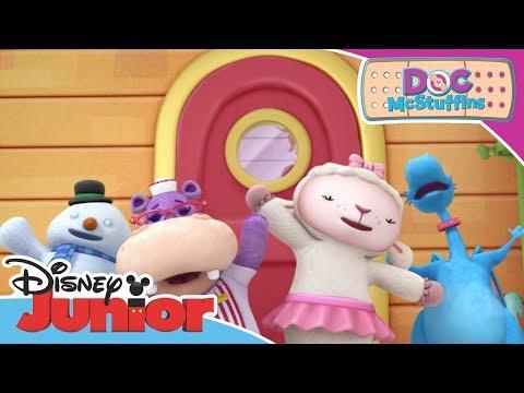 Doc McStuffins - Pet to the Vet Song | Official Disney Junior Africa