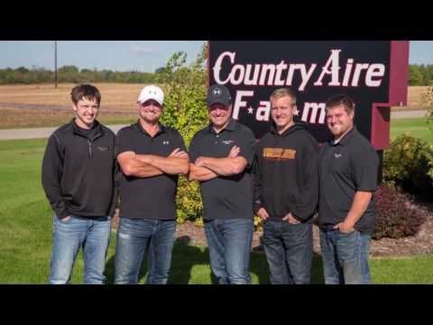 AgDay-Country Aire Farms-12/9/16
