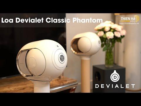 Devialet Classic Phantom - Hệ Thống Stereo Âm Thanh Quá Ấn Tượng - Hiện Đại - Tinh Tế - Sang Trọng