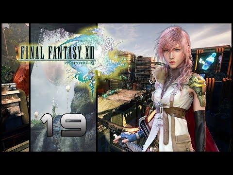 Guia Final Fantasy XIII (PS3) Parte 19 - Planta alimenticia de Palumpolum