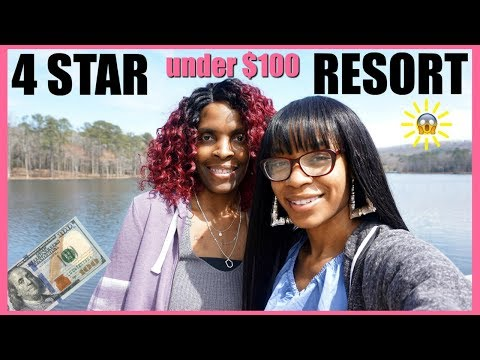 WE WENT TO A 4-STAR RESORT FOR UNDER $100| Callaway Gardens