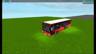 Roblox Mercedes Benz Citaro Stagecoach London (Selkent) for Route 227