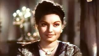 Husn Walon Ko Na Dil Do In Color    Movie-Babul
