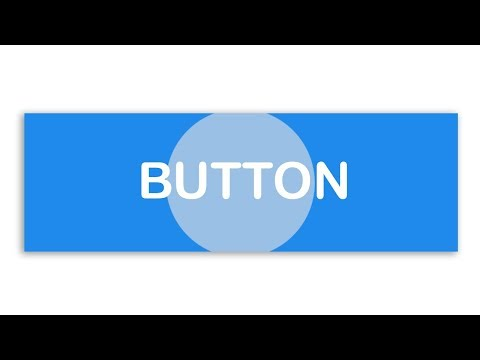How To Create Button Ripple Effect With Pure CSS