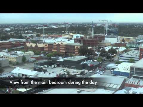 Oaks Hotels & Resorts: iStay precint Adelaide, Australia (2 Bedroom skyview apartment Views)