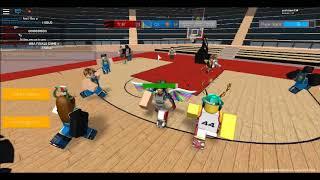 Roblox NBA Finals (lol)