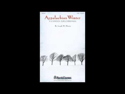 Appalachian Winter Full CD --- A Cantata for Christmas