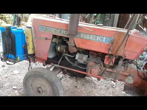 รีวิวรถไถ:ไถมือสองจากญี่ปุ่น ISEKI TS 2200 tractor