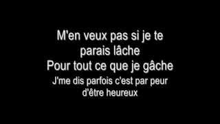 Paroles Je ne sais pas Florent Mothe