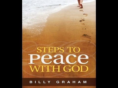 PEACE GOD WITH TO STEPS