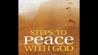 Steps to Peace With God - Billy Graham (Audio Outreach Tract)