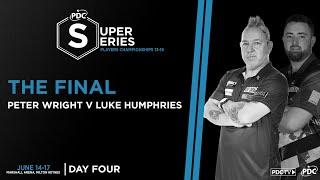 Wright v Humphries | Final | Players Championship 16