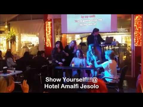 KARAOKE JESOLO - Show yourself@hotel amalfi jesolo