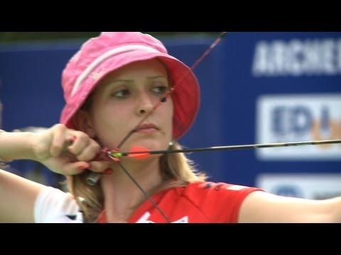 Ind. Match #2 - Tokyo -  Archery World Cup 2012