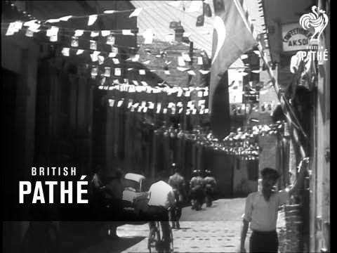 Shooting Incident In Nicosia (1958)