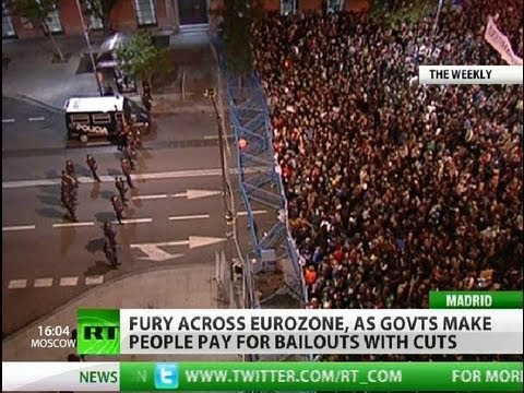 Cut & Bleeding: Austerity-bitten Spain stands up in fury
