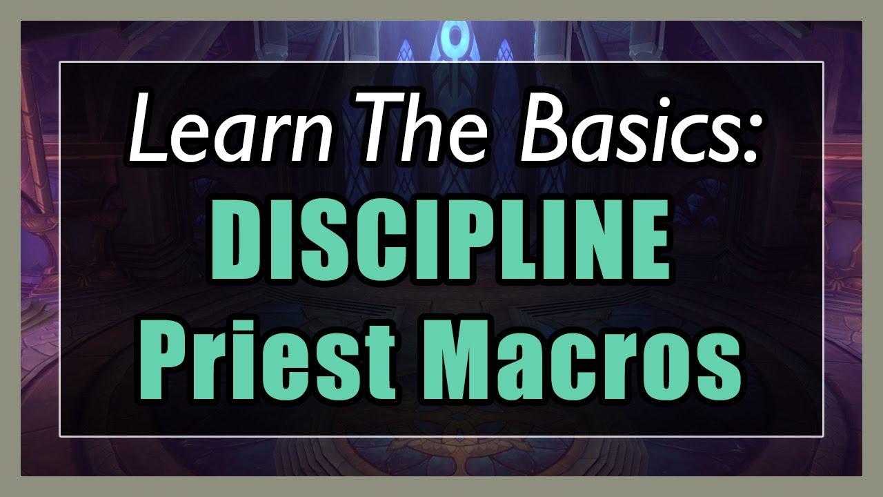 7 3 5 Discipline Priest Macros Wow Legion Focus Mouseover