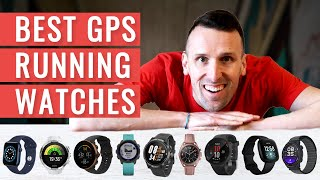 The BEST GPS Running Watches 2021   Feat. Garmin, Polar, Apple, Suunto and More