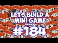 Minecraft Xbox - Lets Build A Mini Game World - 184 - BOMBS AWAY!