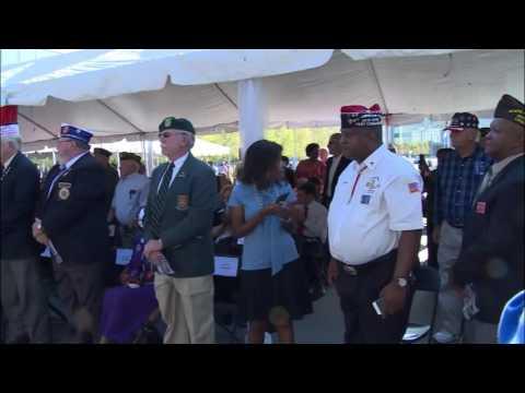 SLVHCS Veterans Medical Center Ribbon Cutting