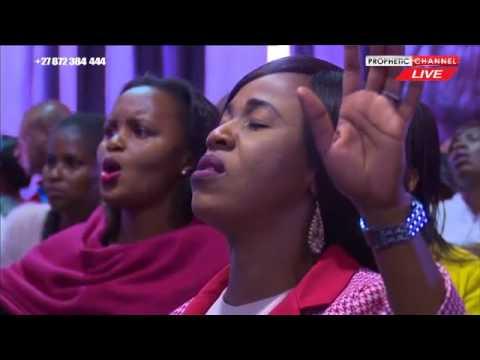 SUNDAY  SERVICE WORSHIP| ECG CHURCH  | PROPHET SHEPHERD BUSHIRI | 27/08/2017
