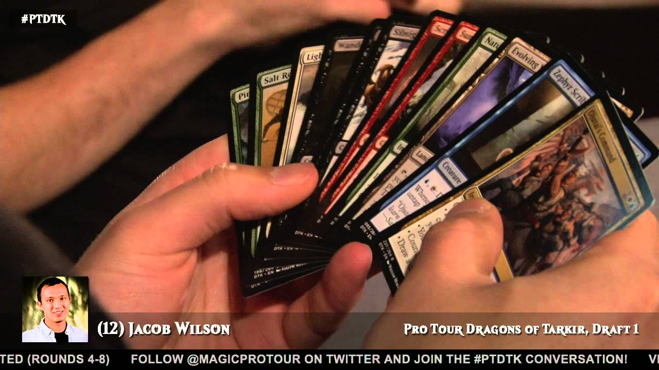 Magic for the Masses: Drafting for Dummies :: Games :: Paste